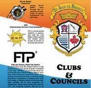 SJDB Clubs & Councils 2016-2017