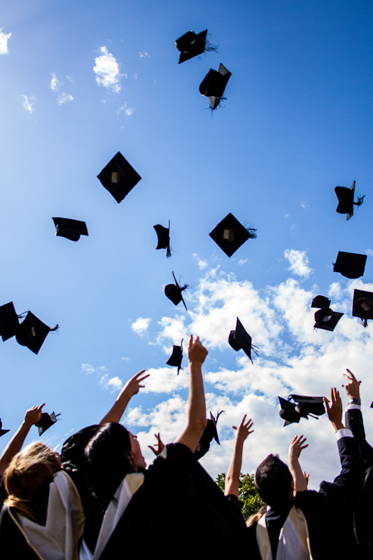 Three Part Graduation Information