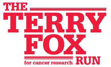 Terry Fox Walk/Run – Wed Oct 4th