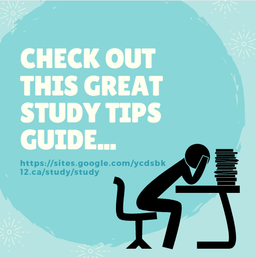 Great Study Tips Guide Available