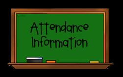 Attendance Contact Info