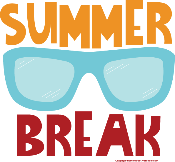 Schools out!! Have a great Summer Break.