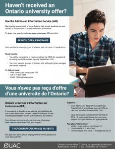 Attn: Gr 12 students – AIS Info